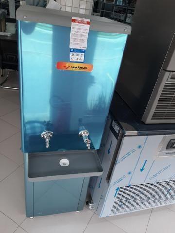 Bebedouro de agua de 100 litros jean - Foto 2