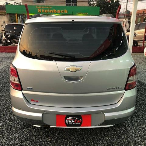 Gm - Spin 1.8 LTZ Automático 2014 + Gnv Injetado - Foto 4