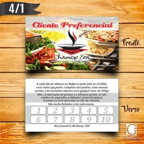 Cartão de Visita - Promoção - Foto 2