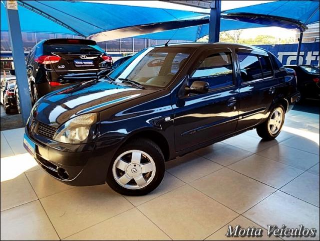 Renault Clio Sedan CLIO 1.6 PRIVILEGE SEDAN 16V 4P
