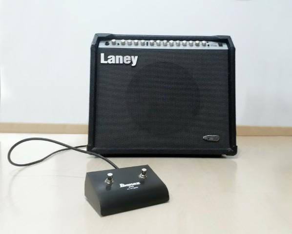 Amplificador Laney TF200 Tube Fusion Importado