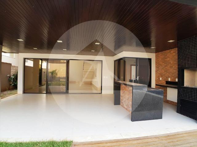 Sobrado novo e bem localizado no condomínio Florais dos Lagos - 2 demi suíte + 2 suítes - Foto 4