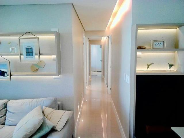 Apartamento no Cocó - 95m² - 3 Suítes - 2 Vagas (AP0534) - Foto 13
