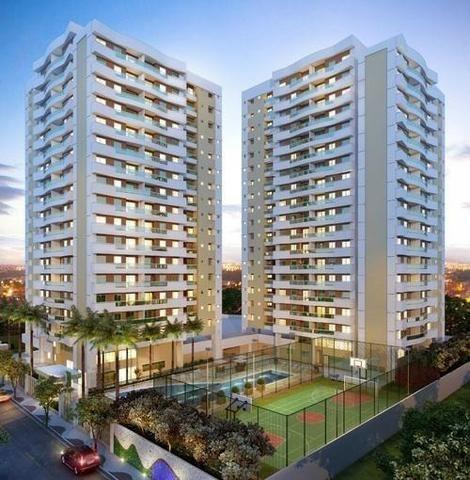 Apartamento no Parque Iracema - 59m² - 2 Quartos - 1 Vaga (AP0608)