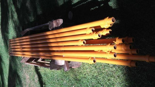 Hastes de perfuração de poços - Foto 3