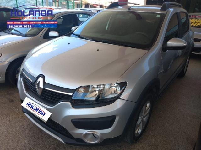 RENAULT SANDERO 2015/2016 1.6 STEPWAY 8V FLEX 4P MANUAL - Foto 4