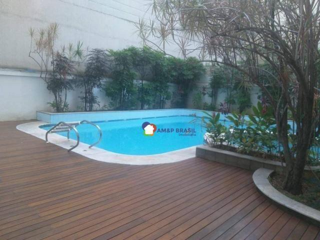 Apartamento com 4 dormitórios à venda, 261 m² por R$ 850.000,00 - Setor Oeste - Goiânia/GO - Foto 11