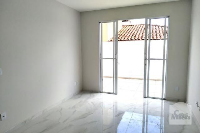 Apartamento à venda com 3 dormitórios em Alto caiçaras, Belo horizonte cod:259021 - Foto 2