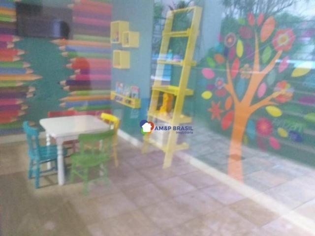 Apartamento com 4 dormitórios à venda, 261 m² por R$ 850.000,00 - Setor Oeste - Goiânia/GO - Foto 19