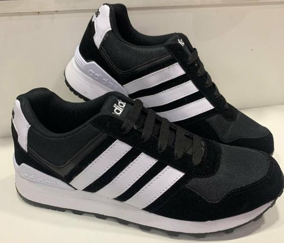 Tênis Adidas Neo (3 cores disponíveis) - 38 ao 43 - Foto 3