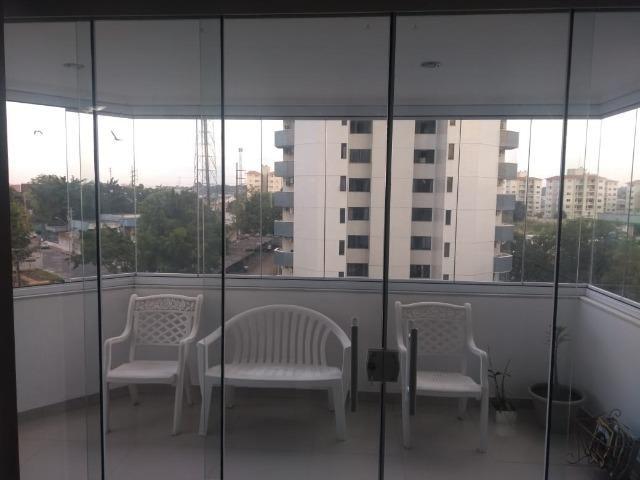 Alugo Lindo Apartamento Mobiliado com 4 Quartos e Suite em Aleixo - Foto 19