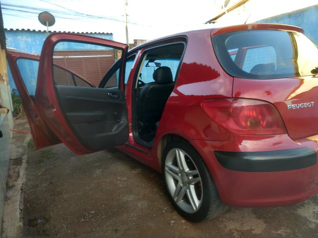 Urgente!!! Vendo Peugeot 307 1.6 ano 2004 16 vl - Foto 13
