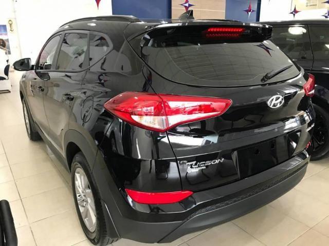Hyundai Tucson GLS 2020 1.6 TURBO AUT COURO TETO - Foto 4