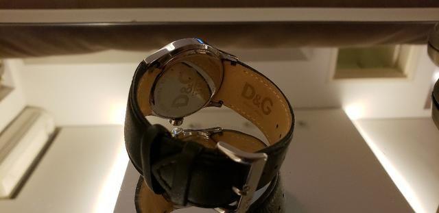 865fea46a21 Relógio Dolce Gabbana Time Feminino Original Importado - Bijouterias ...