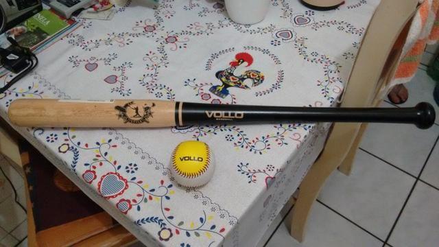Kit Taco De Beisebol Vollo - Taco + Bola - Baseball - Esportes e ... 75e9845ad8f