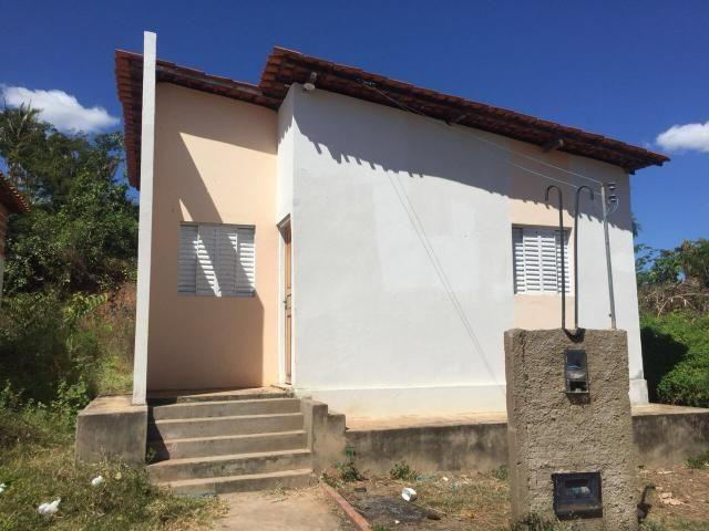 Casa nova em Miguel Alves-PI