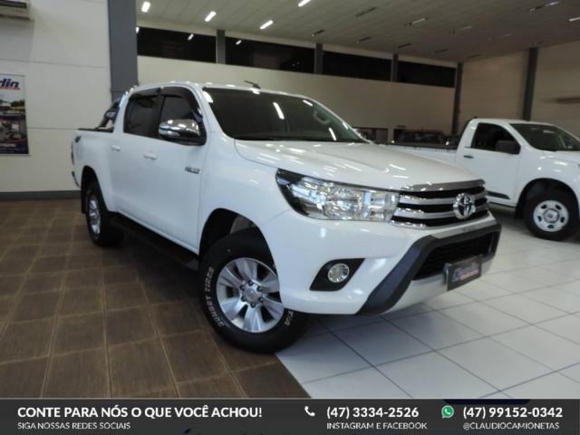 Toyota Hilux 2.8 CD SRV 4X4 Diesel Aut.
