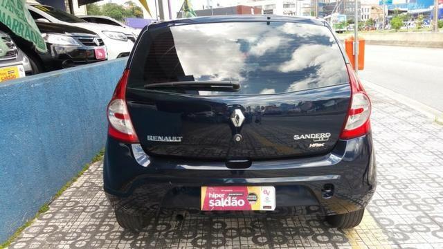 Renault Sandero Privilege 1.6 completa Azul 2009 flex - Foto 11