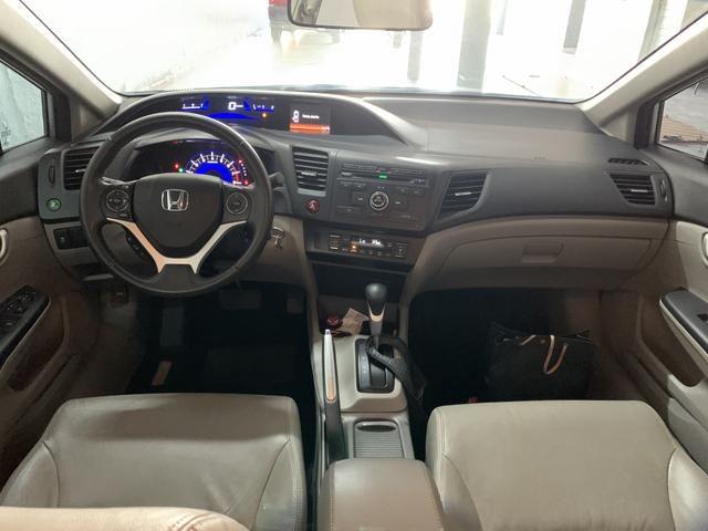 Civic 2015/2016 2.0 LXR 16V Flex 4P Automático - Foto 9