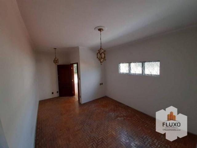 Casa com 3 dormitórios para alugar, 213 m² - Vila Aeroporto Bauru - Bauru/SP - Foto 4