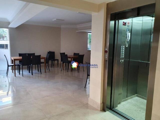 Apartamento com 3 dormitórios à venda, 130 m² por R$ 380.000,00 - Setor Bueno - Goiânia/GO - Foto 6