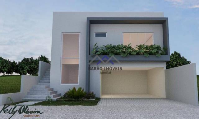 Casa à venda, 184 m² por R$ 980.000,00 - Engordadouro - Jundiaí/SP - Foto 2