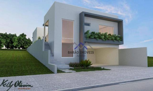Casa à venda, 184 m² por R$ 980.000,00 - Engordadouro - Jundiaí/SP - Foto 3