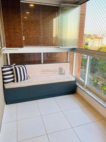 Apartamento à venda com 3 dormitórios em Estreito, Florianópolis cod:A3961 - Foto 11