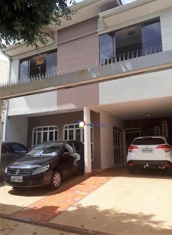 Ótimo Sobrado com 4 dormitórios à venda, 395 m² por R$ 860.000 - Jardim América - Goiânia/ - Foto 2