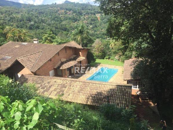 Casa com 4 dormitórios para alugar, 341 m² por R$ 5.000,00/mês - Parque do Imbui - Teresóp - Foto 11