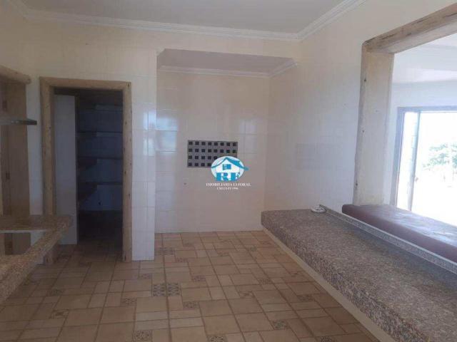 Casa à venda com 4 dormitórios em Centro, Arembepe (camaçari) cod:180 - Foto 18