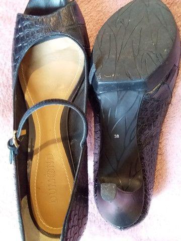 Sapatos semi novos - Foto 3
