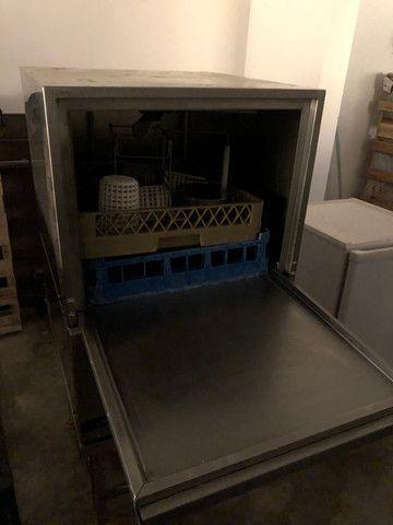 Lavadora de Louça Profissional Netter (50% do valor de novo) - Foto 2