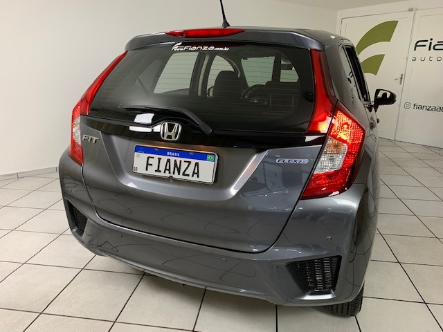 Honda Fit LX 1.5 Automático - Foto 2