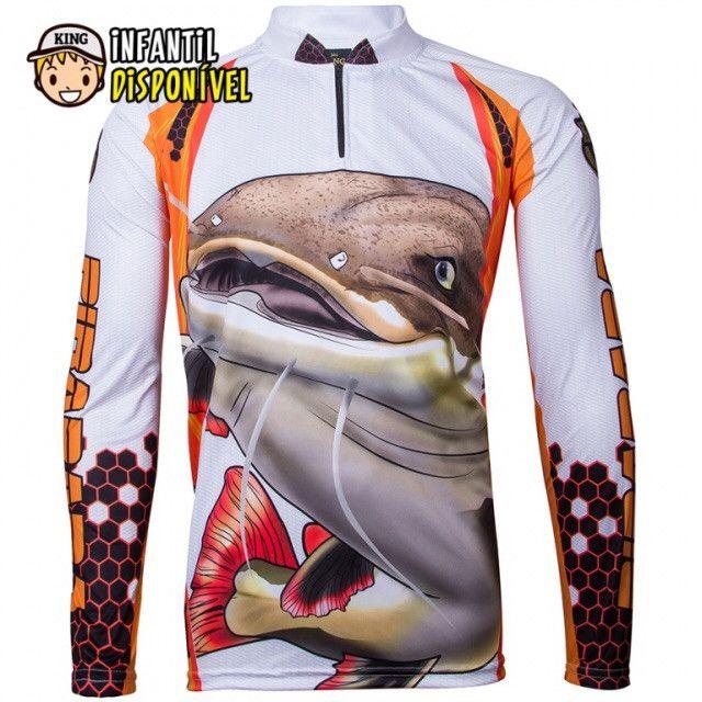 Camisetas King pesca - Foto 3