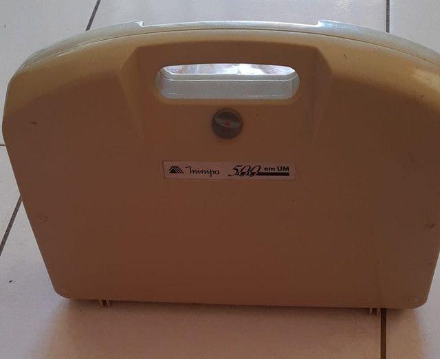 Kit eletrônica 500 em 1 Minipa MK-904 - Foto 3