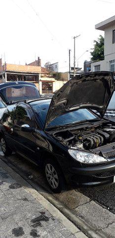 Peugeot 206 1.0 2004 - Foto 15