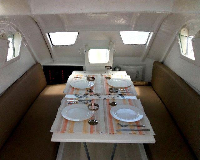 Veleiro Catamarã Frevo 26 - Foto 7