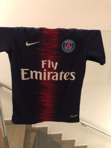 Camiseta infantil time PSG - Foto 2