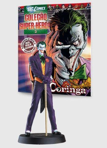 Miniatura Boneco Coringa ed.3