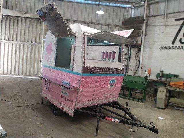 Fabrica de treilher e food truck em minas gerais (Sob encomenda) - Foto 3