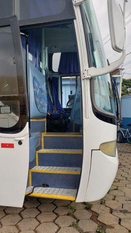 Scania K124 360cv Comil 2004 C/ Ar Condicionado Gelando - Foto 3
