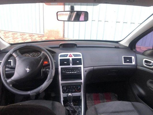 Vendo ou troco: Peugeot 307 Sedan 1.6 Presence Pack Flex 4p - Foto 6
