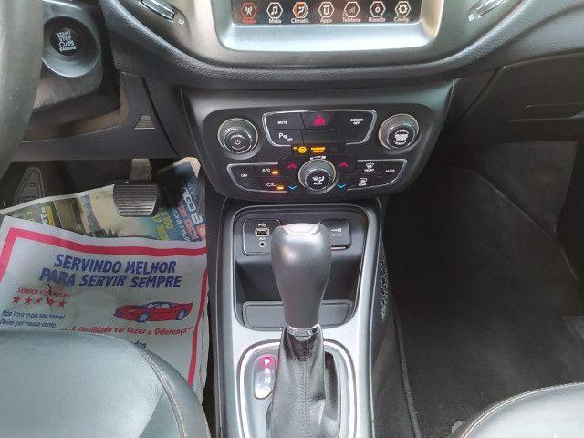 Jeep Compass 2018 Entrada de R$35.000,00 + Parcelas de R$1.520,00 - Foto 15