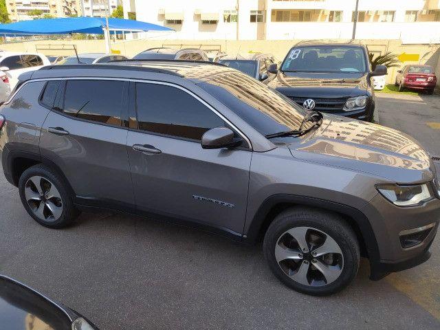 Jeep Compass 2018 Entrada de R$35.000,00 + Parcelas de R$1.520,00 - Foto 10