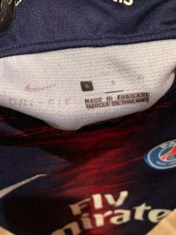 Camiseta infantil time PSG - Foto 5