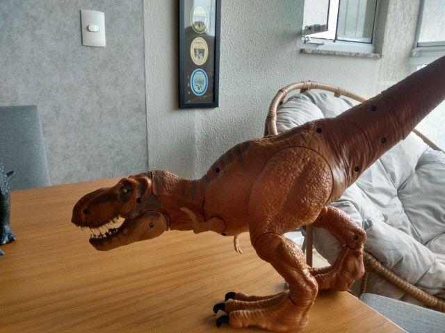 TRÊS Dinossauros !!! - Foto 2