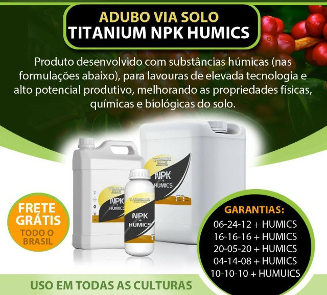 Adubo liquido Concentrado - Foto 5