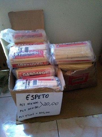 ESPETINHO DE CHURRASCO