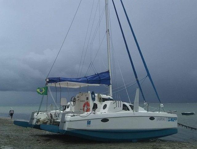 Veleiro Catamarã Frevo 26 - Foto 11